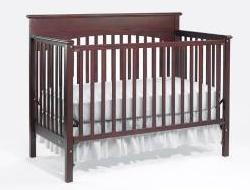 Picture of Recalled Crib: Lauren Drop Side