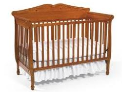 Picture of Recalled Crib: Rachel Convertible Drop Side