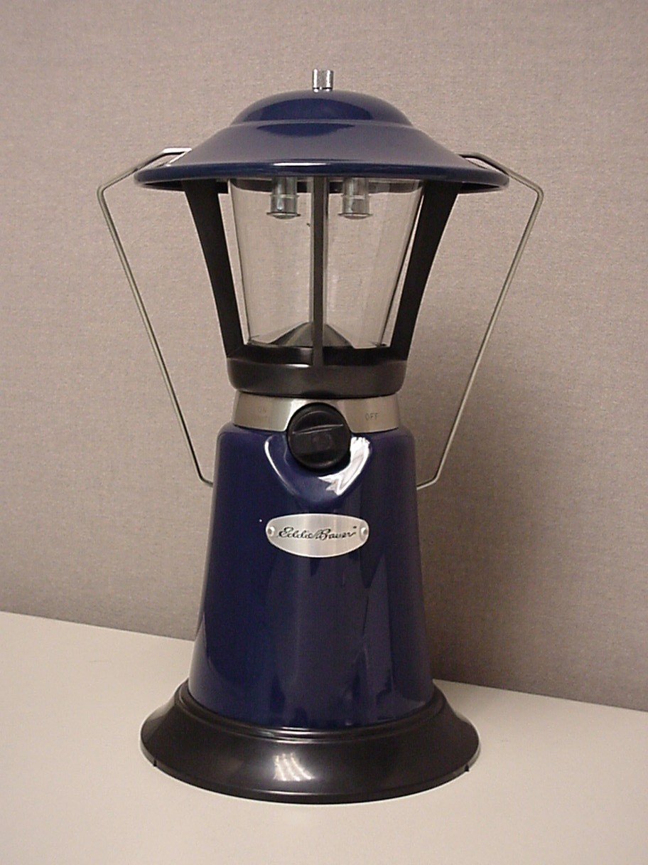Picture of Recalled Eddie Bauer Propane Lantern