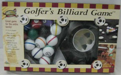 Picture of Recalled Clubhouse Golfer's Billiard Game