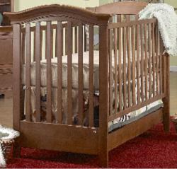 Click For Larger Image of Recalled Hampton Model Number 303 Crib