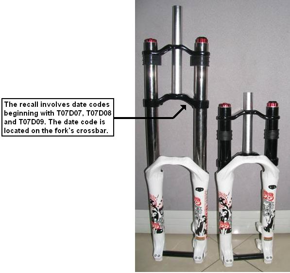 Picture of Recalled Halogen Clamp Lamp