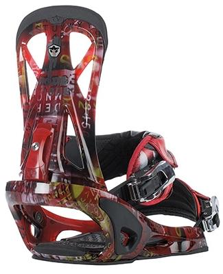 Picture of Recalled Snowboard Boot Binding