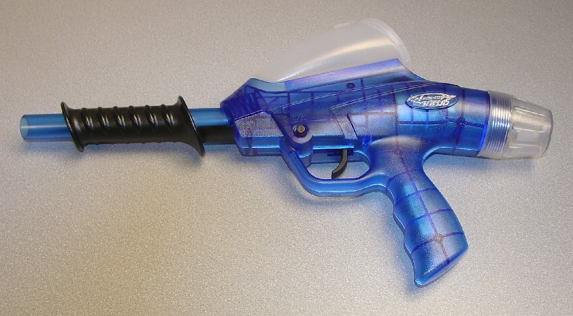 Picture of Recalled Paintball Marker