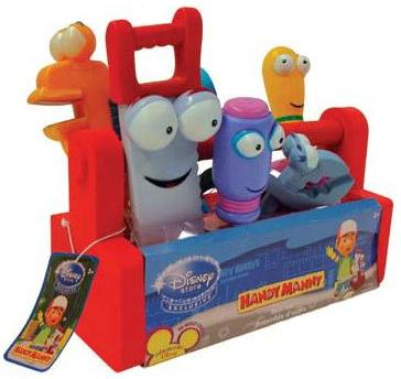 Picture of Recalled Toy Tool Set