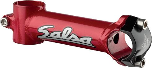 Picture of Recalled Handlebar Stems Used on Salsa Bicycles