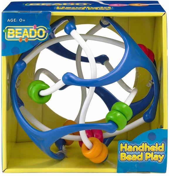 Picture of recalled bead play toy