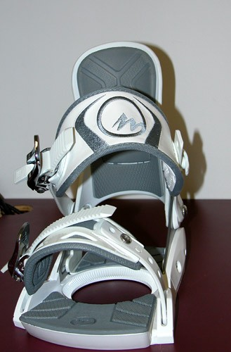 Picture of Recalled Snowboard Bindings