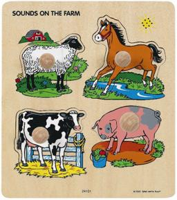 Picture of Recalled Sounds on the Farm Puzzle