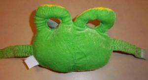 Picture of recalled Frog Mask