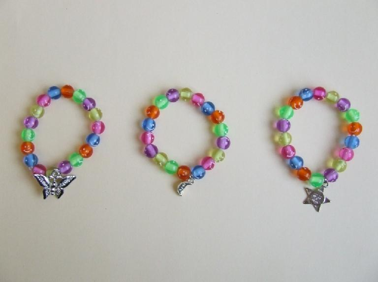 Picture of Recalled Happy charm bracelets