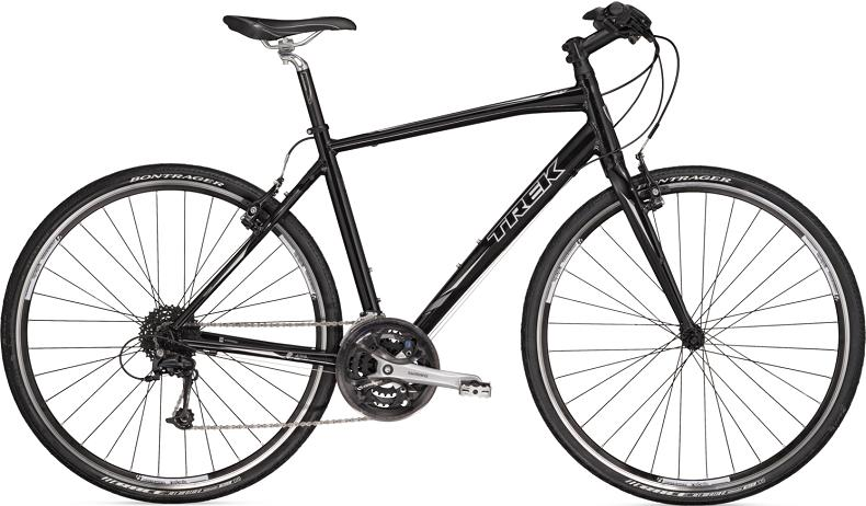 Picture of recalled 7.3 FX bicycle