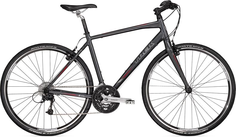 Picture of recalled 7.4 FX bicycle