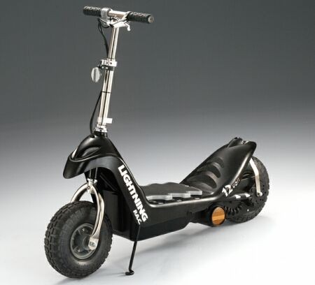 Picture of Recalled Power Wheels Lightning PAC Scooters
