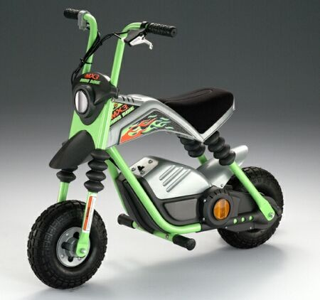 Picture of Recalled Power Wheels Mini Bikes