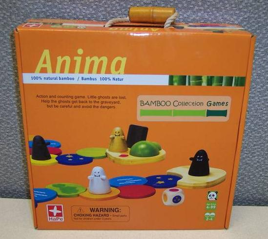 Picture of Recalled Anima Bamboo Collection Game