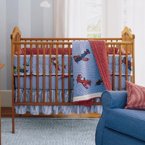 Pottery Barn Kids Recalls To Repair Drop Side Cribs Due To