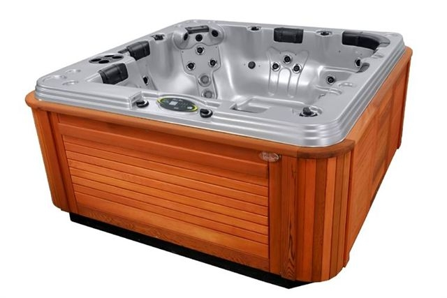 Picture of Recalled Spa - One of many different recalled Coast Spa models