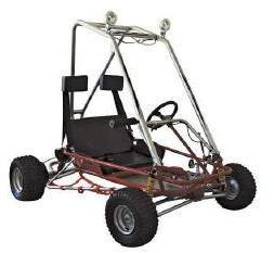 Picture of recalled Baja Motorsports Go-Cart