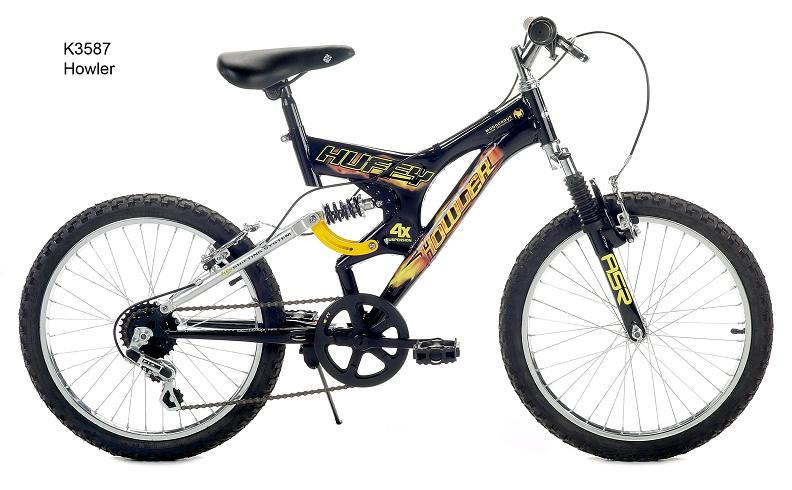 Picture or Recalled K3587 Howler Bicycle
