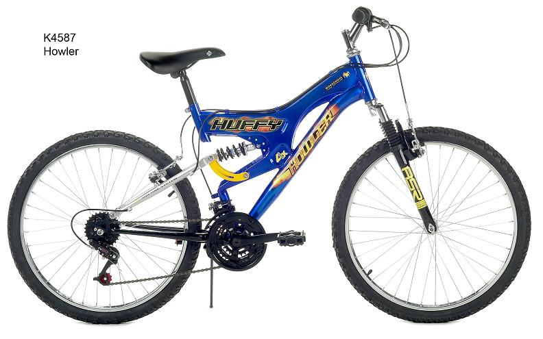 Picture or Recalled K4587 Howler Bicycle
