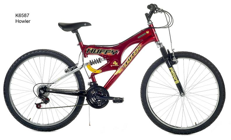 Picture or Recalled K6587 Howler Bicycle