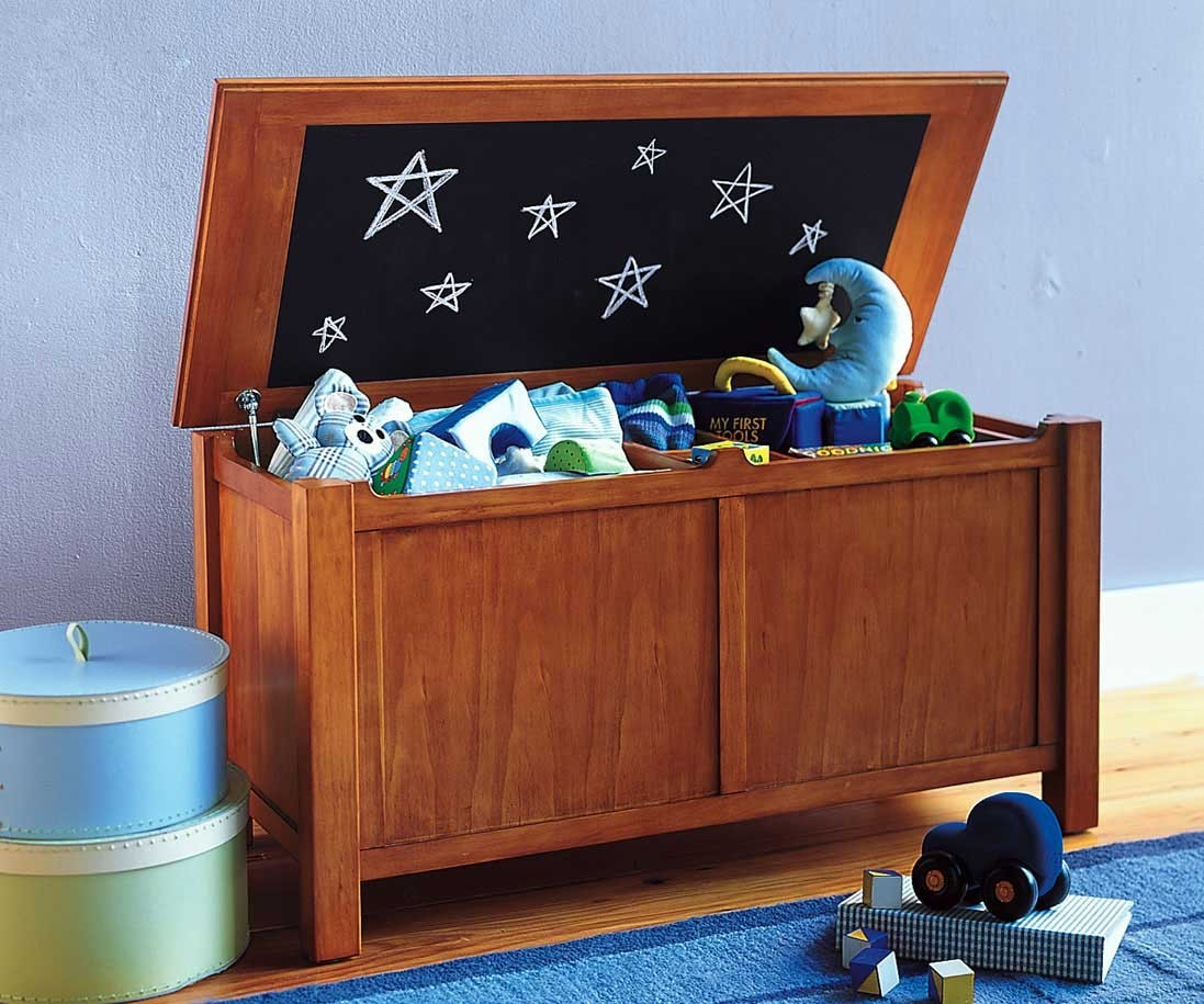 PDF DIY Pottery Barn Toy Box Download playhouse plans for kids ...