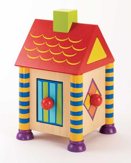 Picture of Recalled Take-Apart Townhouse Toy