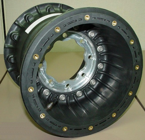 Picture of Recalled ATV Wheels