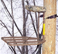 Picture of Recalled hunting tree stand