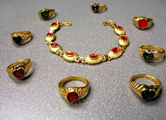 Picture of Recalled Jewelry