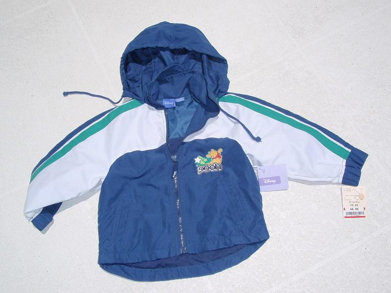 Recalled Disney jacket