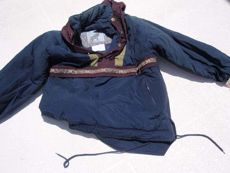 Recalled Gray Wolf jacket