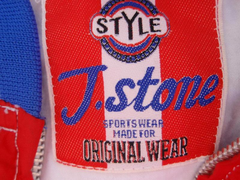 Recalled Jonathon Stone jacket label