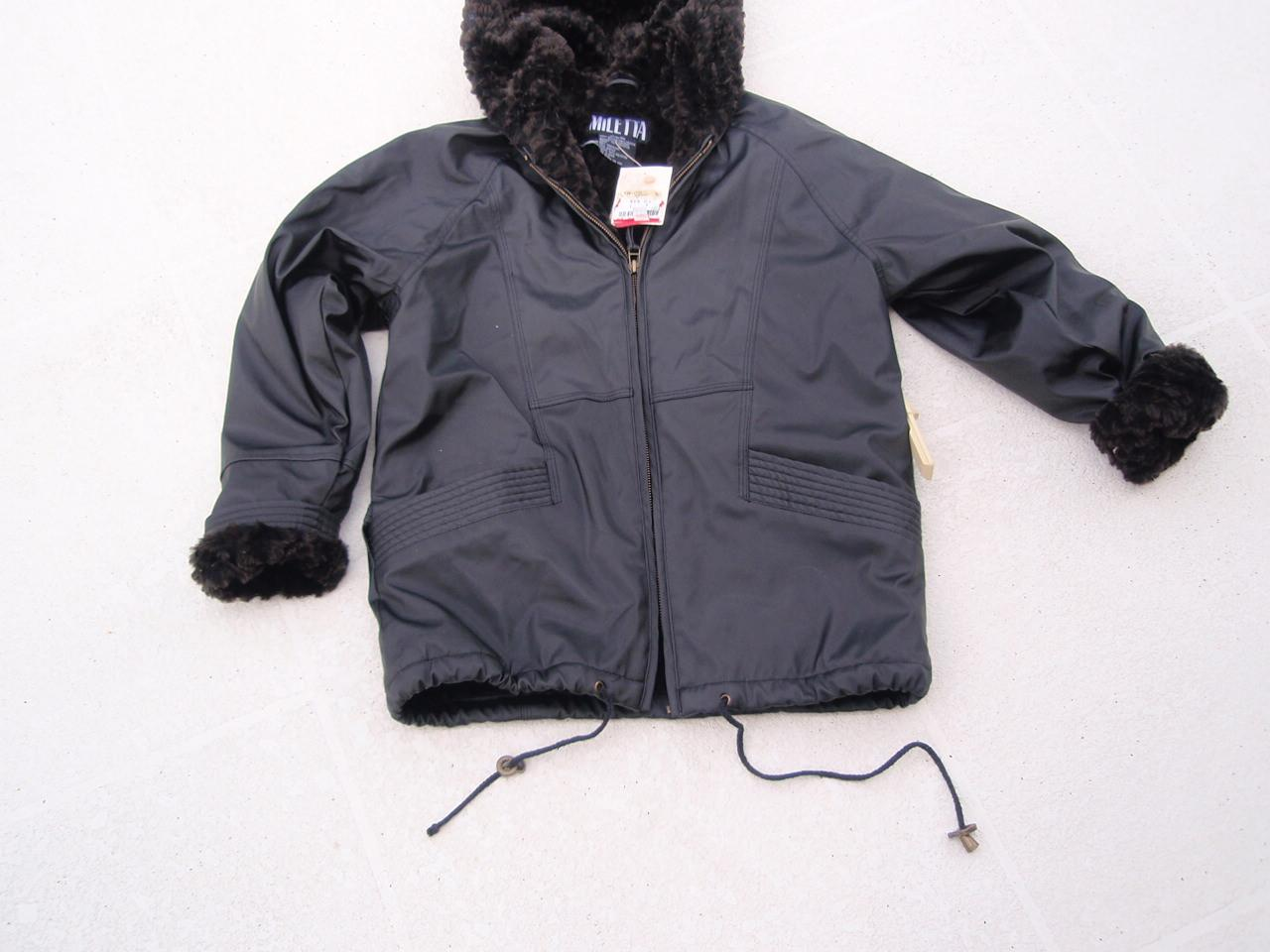 Recalled Miletta jacket