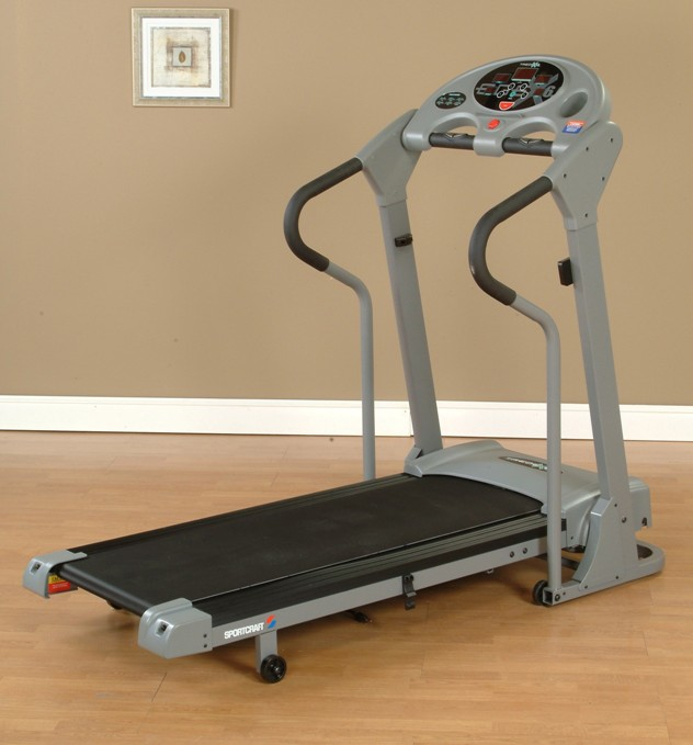 Unchargices / Wiki / Sportcraft Treadmill Owners Manual