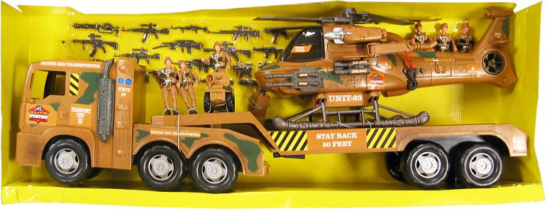 Picture of Recalled Super Rigs Elite Operations Toy