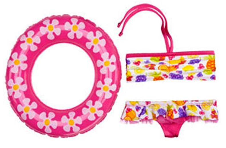 Picture of recalled swimwear