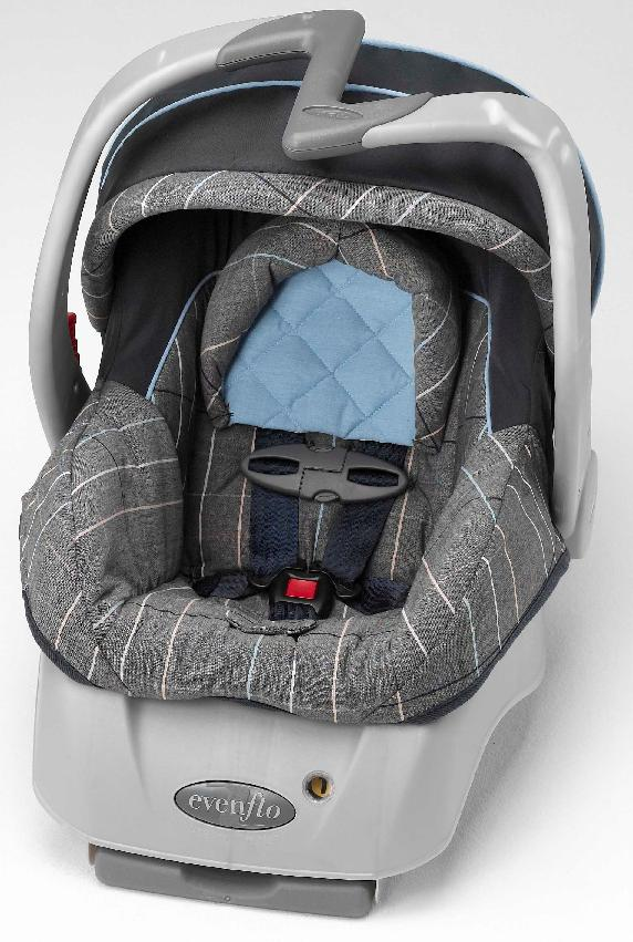 fall hazard prompts nhtsa cpsc and evenflo to announce recall of embrace infant car seat. Black Bedroom Furniture Sets. Home Design Ideas