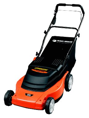 Picture of Recalled Black & Decker Cordless Electric Lawnmower