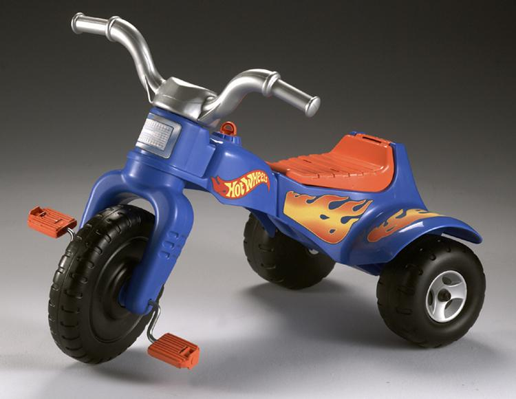 Recalled Hot Wheels Trike