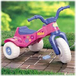 Recalled Barbie Free Spirit Trike
