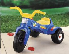 Recalled Boys Tough Trike