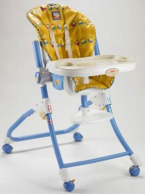 Recalled Easy Clean High Chair