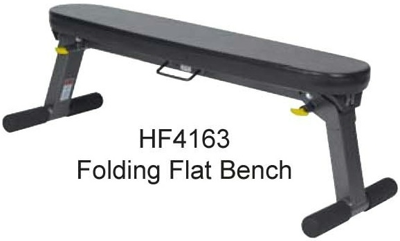 Picture of HF4163 Folding Flat Bench