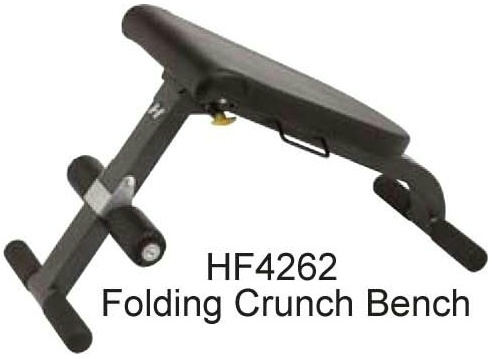 Picture of HF4262 Folding Crunch Bench