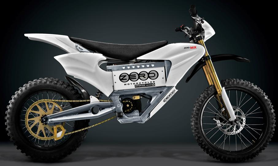 Picture of Recalled Off-Road Motorcycle