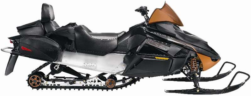 Picture of Recalled TZ1 Turbo Snowmobile