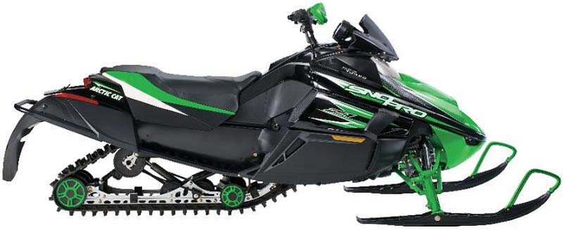 Picture of Recalled Z1 Turbo Sno Pro Snowmobile