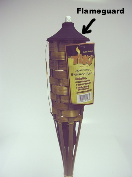 Picture of Recalled Torch